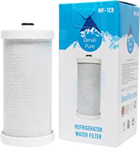 Replacement for 218710901 Refrigerator Water Filter - Compatible with Frigidaire 218710901 Fridge Water Filter Cartridge