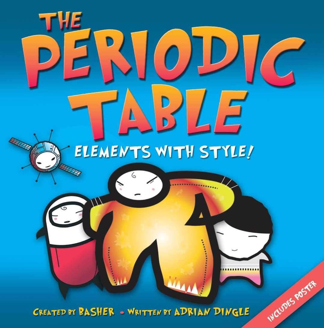 Basher Science: The Periodic Table pdf