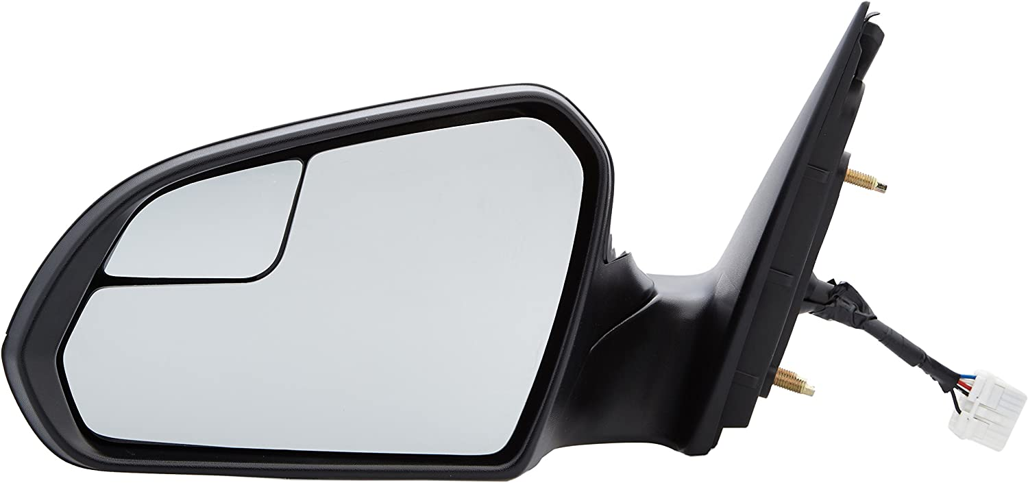 DEPO 321-5411L3EBH Replacement Driver Side Door Mirror Set (This product is an aftermarket product. It is not created or sold by the OE car company)