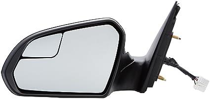 Amazon Com Depo 321 5411l3ebh Heated Mirror Hyundai Sonata 15