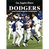 Los Angeles Times Commemorative Issue DODGERS: 2020 World Series Champions
