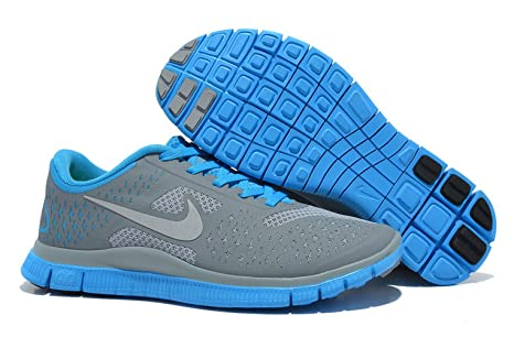 73218b831b16d Image Unavailable. Image not available for. Colour  Nike Free Run Womens  Running 5.0 4.0 Trainers ...