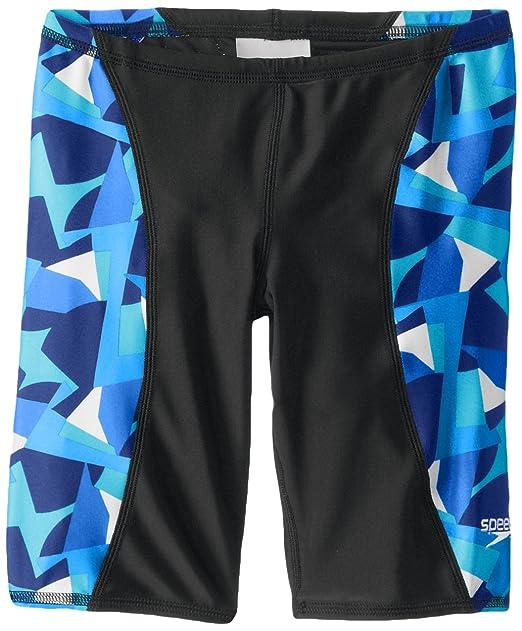 Speedo Big Boys Pulse Youth Jammer Swimsuit