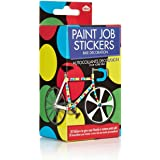 NPW Bicycle Paint Job Dots Bicycle Decoration Stickers (50 Sticker)