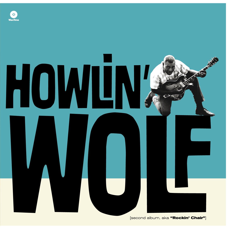 Vinilo : Howlin' Wolf - Howlin' Wolf (Spain - Import)
