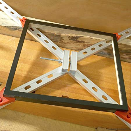 Self Squaring Frame Clamp: Amazon.co.uk: DIY & Tools