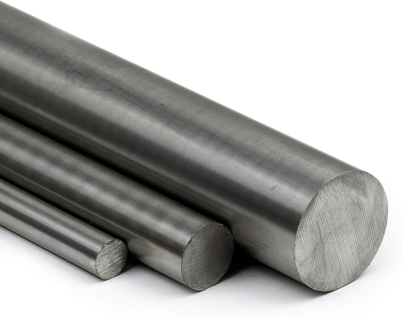 Rundmaterial Abmessungen /Ø 20 mm L/änge 100 cm Stahl Rundstahl blank//roh//gewalzt ST37 S235 Rundeisen