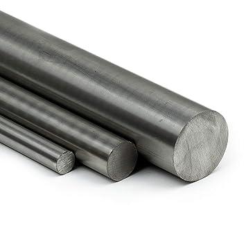 25 mm Rundstahl Rundeisen Rundmaterial Stahl Eisen von 100 bis 3000mm