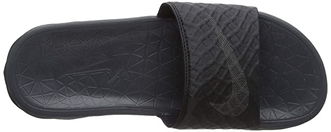 c5fc91d0fcd8 Nike Men s s Benassi Solarsoft Slide Beach   Pool Shoes  Amazon.co.uk   Shoes   Bags