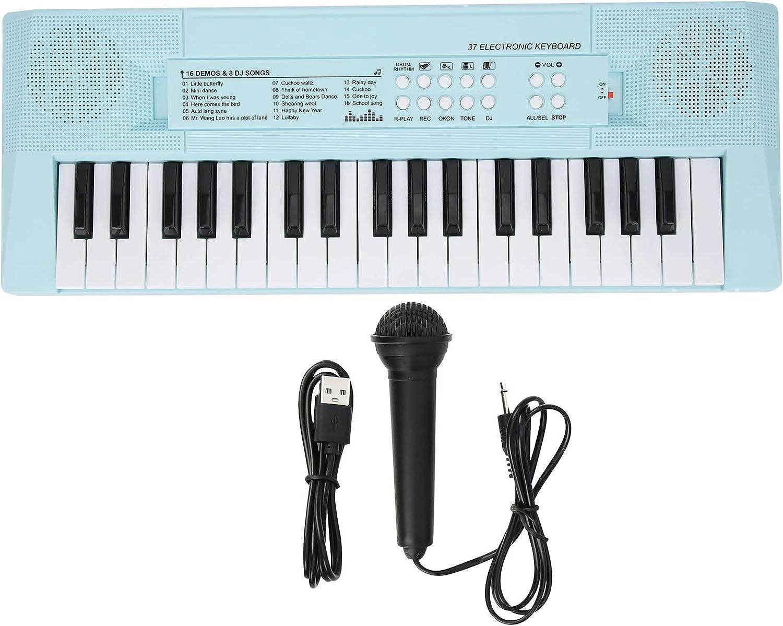 BF-3738 piano eléctrico con teclado de 37 teclas con ...