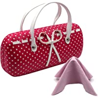 MyEyeglassCase Mini Handbag Eyeglass & Sunglasses Case | Women & Girls