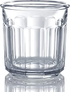 Luminarc Working 14 Ounce DOF 4-Piece Glass Set, Set of 4, Clear