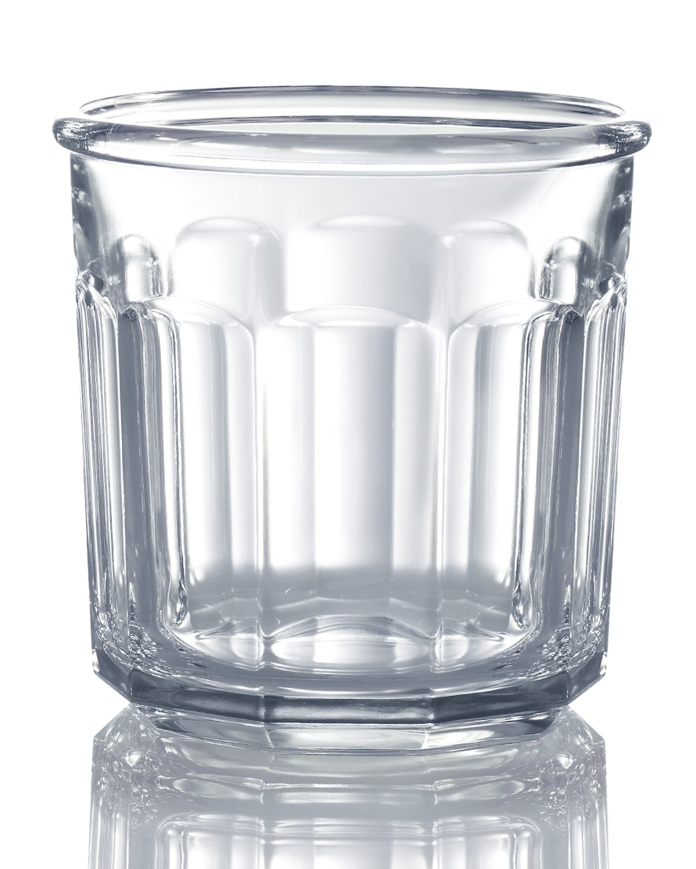 Arc International Luminarc Working Storage Jar/Dof Glass with White Lid, 14-Ounce, Set of 4 (H6812) by Arc International (Image #2)