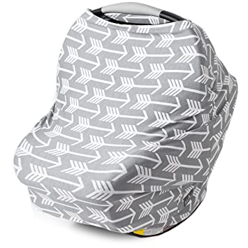 Nursing Cover Car Seat Canopy Shopping Cart High Chair Stroller and Carseat  sc 1 st  Amazon.com & Amazon.com: Nursing Cover Car Seat Canopy Shopping Cart High ...