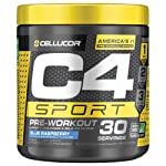 Cellucor C4 Sport Pre Workout Powder Sports Hydration & Energy Drink Supplement with Creatine Monohydrate & Beta Alanine...
