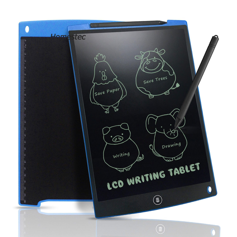 newyes Inch Tablet de escritura LCD tablero de dibujo Regalos para niños