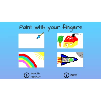 Finger Paint: Appstore for Android