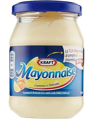 KRAFT crema de mayonesa mayonesa