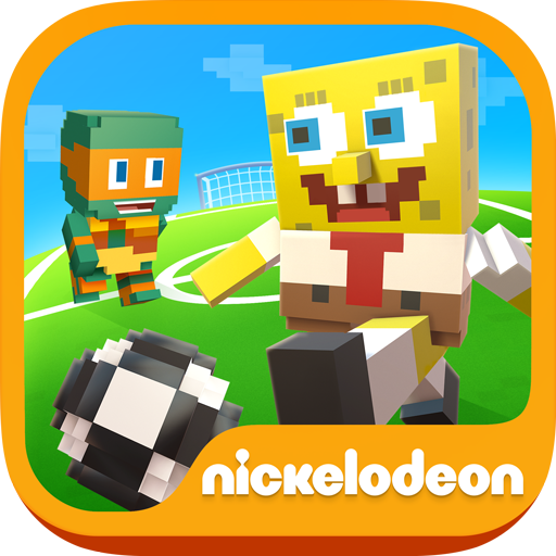 Nick Football Champions - Nick Spongebob Games