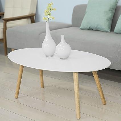 SoBuy® Tavolino basso da salotto,Tavolino per Caffè,Tavolo Console ...