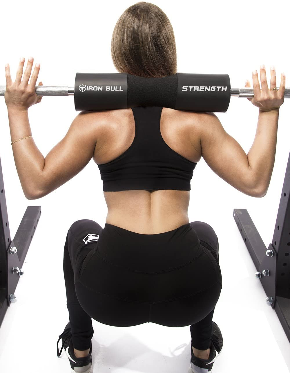 Barbell Pad for Squats Neck /& Shoulder Protective Pad Support Lunges /& Hip Thrusts Advanced Squat Pad