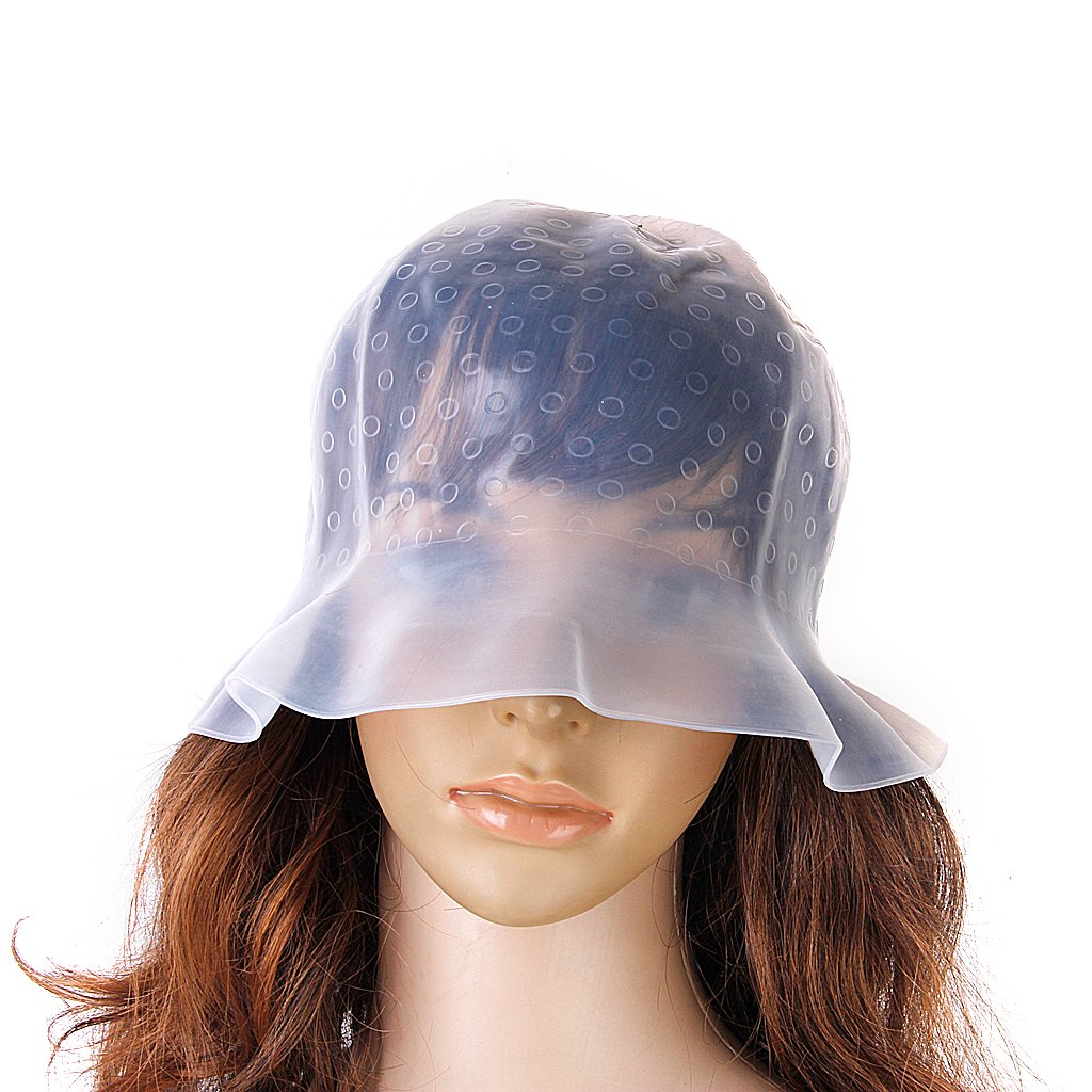 Buy Generic Reusable Silicone Hairdressing Hat Online At Low Prices