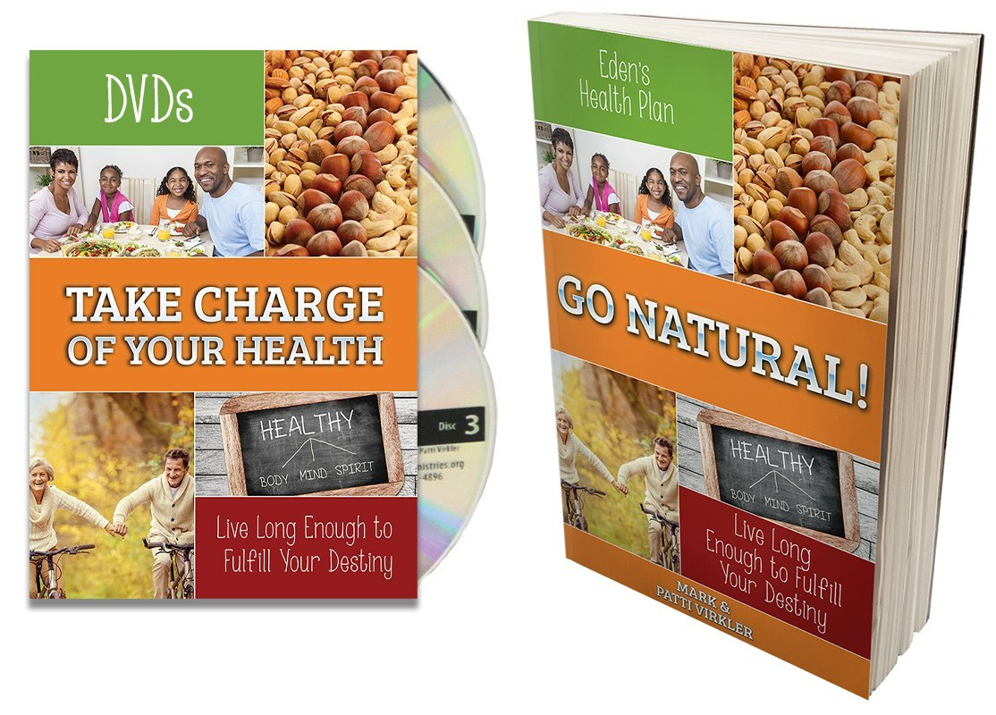 Download BUNDLE: Take Charge of Your Health DVD Package - Mark Virkler - 1 book and 12 Video Sessions pdf epub
