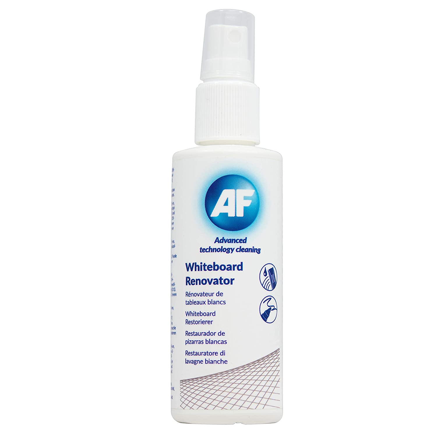 Amazon.com: AF WBR125 Equipment Cleansing Liquid 125ml ...
