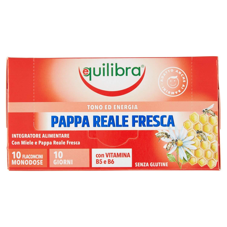 EQUILIBRA La jalea real fresca * 10 botellas - alimentos: Amazon ...