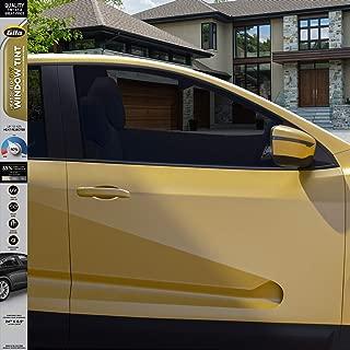 product image for Gila USS46 Heat Shield Plus 35% VLT Automotive Window Tint DIY Extra Heat Control Glare Control 2ft x 6.5ft (24in x 78in), 35% Dark Smoke