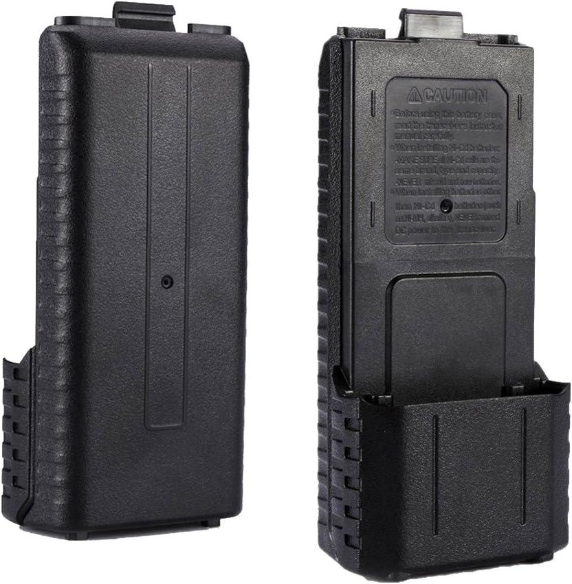 AOER 6 x AA Battery Case for Baofeng UV-5R UV-5RA UV-5RB UV-5RE Plus Radio: Amazon.es: Electrónica