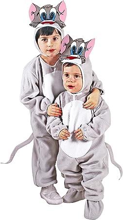 WIDMANN - Disfraz de gato para niños, multicolor, 104 cm/2 – 3 ...