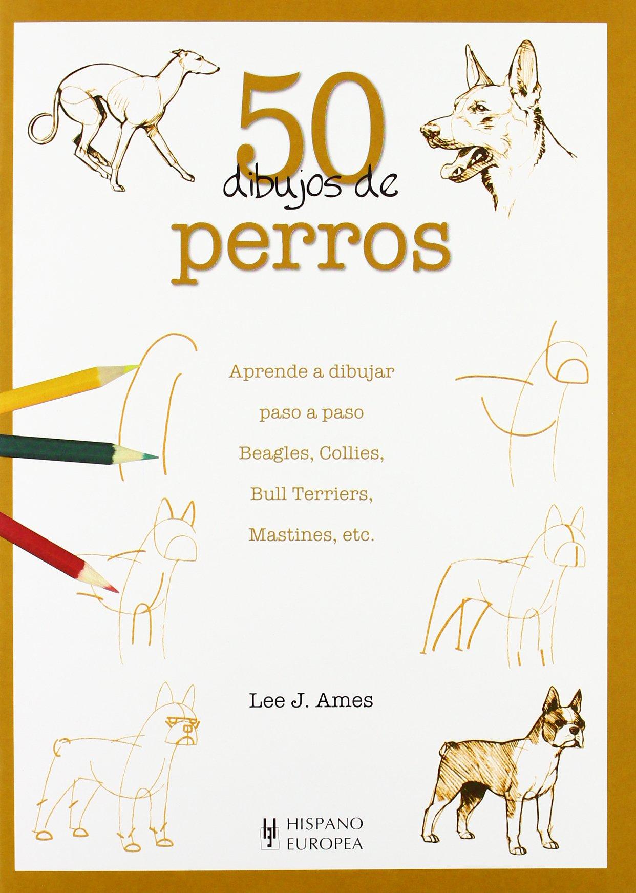 50 dibujos de perros (Spanish Edition) pdf