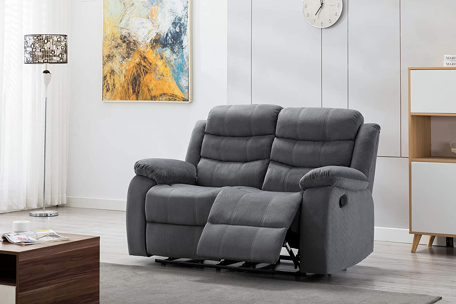 Top 7 Most Comfortable Reclining Sofa [ Buying Guide-2021 ] 7