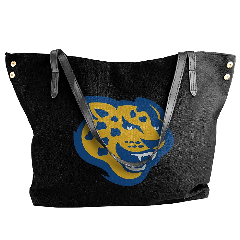 Southern University Jaguars Logo Women Shoulder Bags