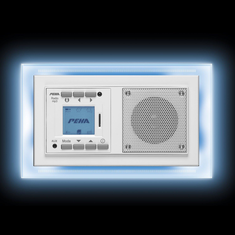 Honeywell D 20.486.022 FU Radio MP3 encastrée avec émetteur sans ...