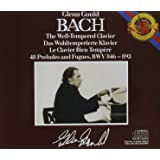 J.S. Bach: The Well-Tempered Clavier (Complete) 48 Preludes and Fugues BWV 846-893