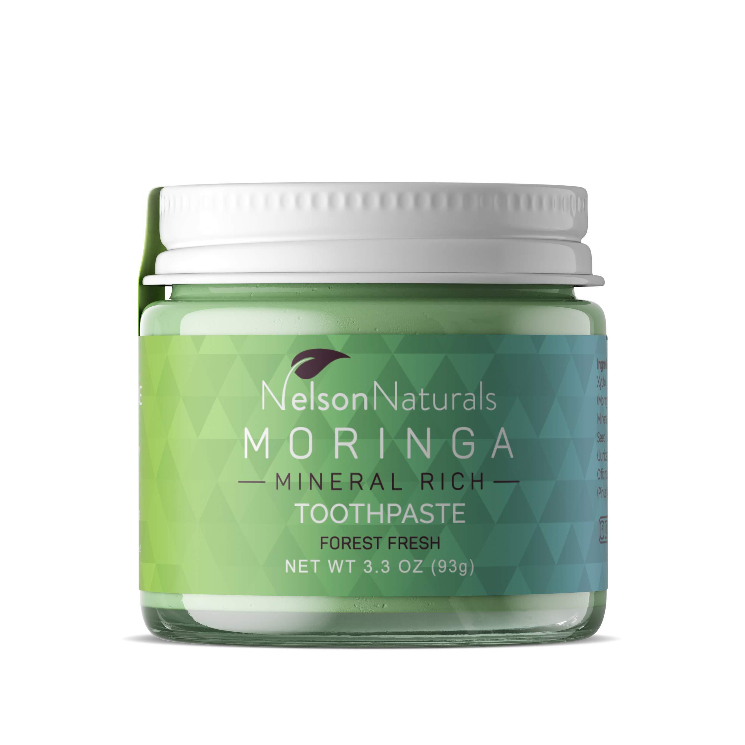 Moringa Mineral Rich Fluoride Free Toothpaste 2 oz