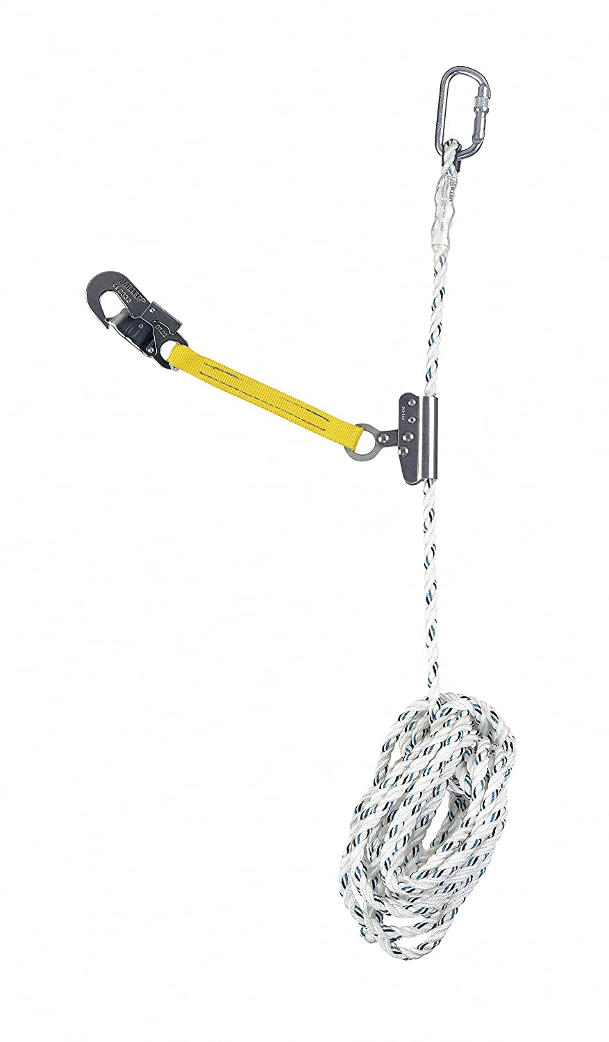 Honeywell Miller  1011700 Automatic Rope Grab 12mm Anchorage 15M