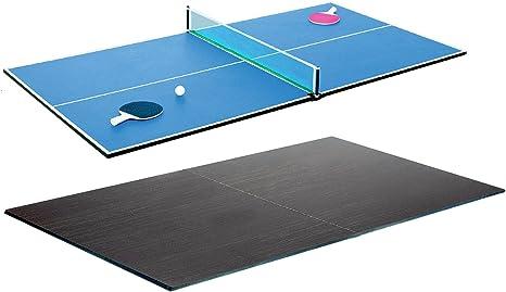 Tabla Ping Pong y mesa comedor negra: Amazon.es: Bebé