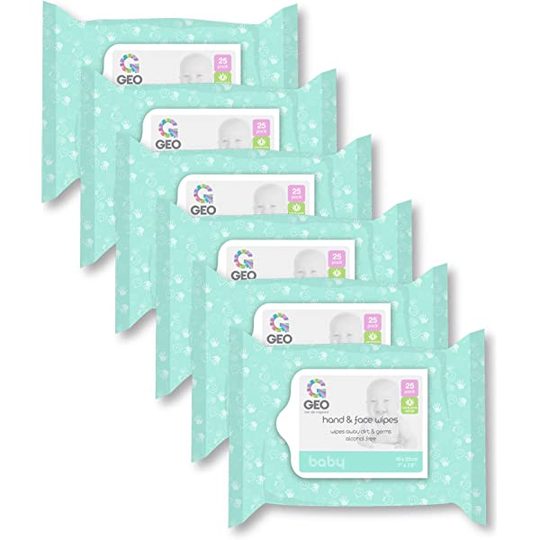 Amazon.com: Seventh Generation Baby Wipes, Free & Clear ...