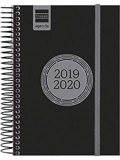 Agenda escolar 2019/2020 A5 12 meses Semana Vista Mickey ...