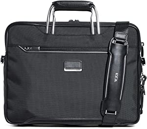 TUMI - Arrivé Hannover Laptop Slim Brief Briefcase - 15 Inch Computer Bag for Men and Women - Black