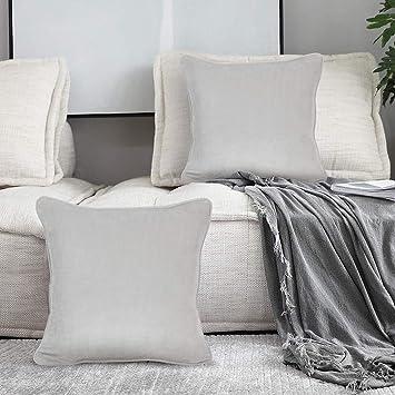 Amazon.com: Alexandra Cole - Fundas de almohada decorativas ...