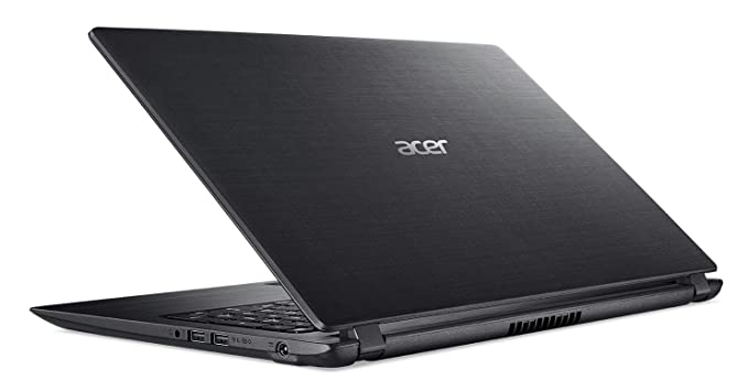 Acer Aspire 3, A315-31 15.6-inch Laptop (Celeron 3350/2GB/500GB/Linux/Integrated Graphics_Obsidian Black) Laptops