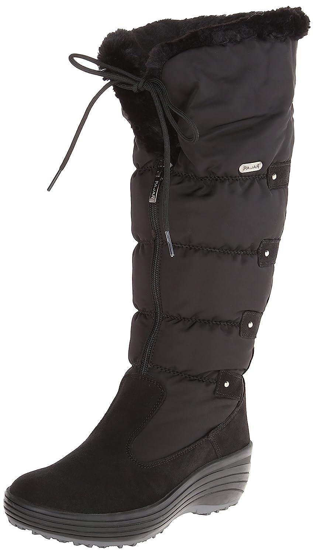 Pajar Women's Mia Boots Snow Boots Mia B007SRNET2 38 EU/7-7.5 M US|Black 7b0409