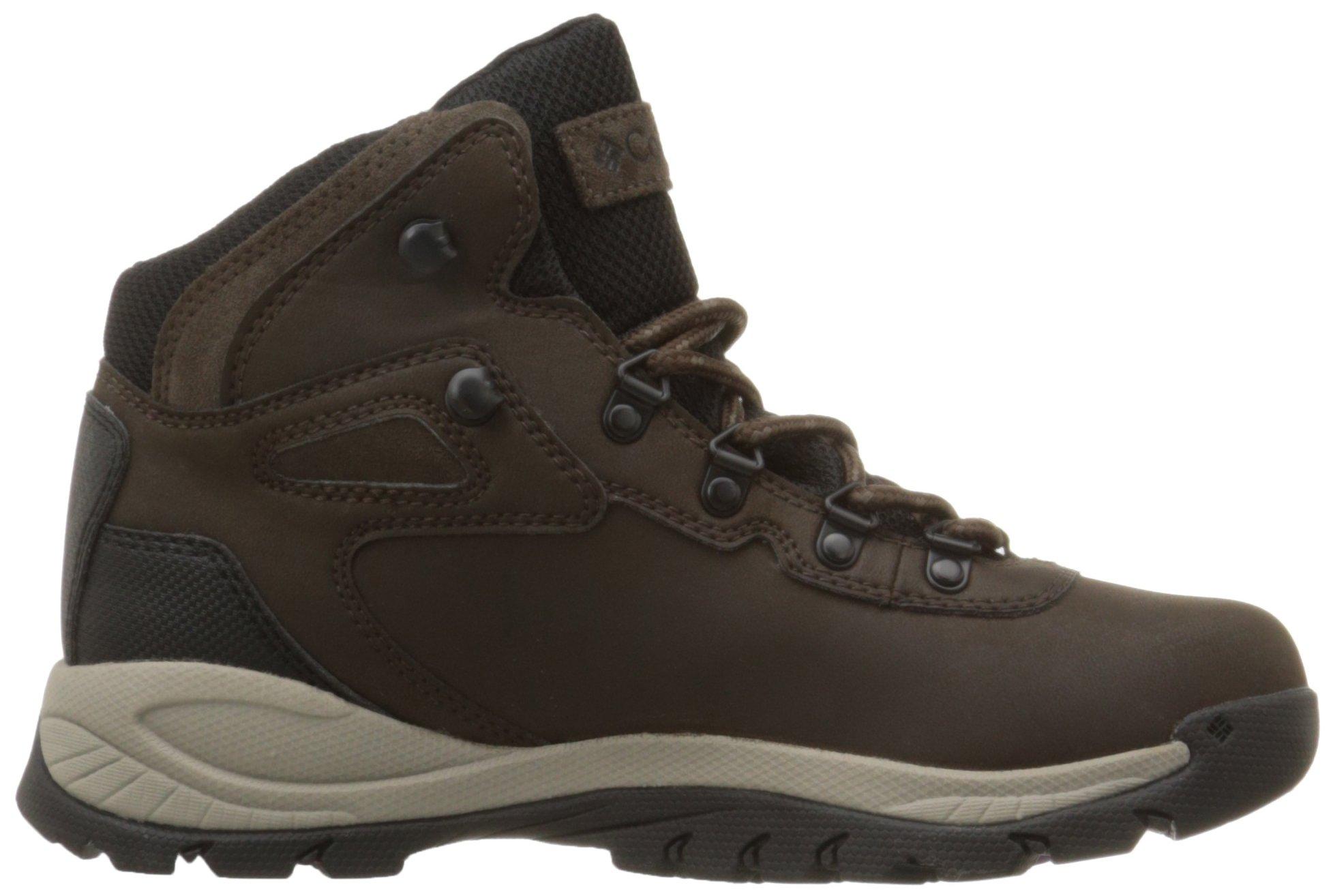 Columbia Women's Newton Ridge Plus Hiking Boot, Cordovan/Crown Jewel, 6 Regular US by Columbia (Image #7)