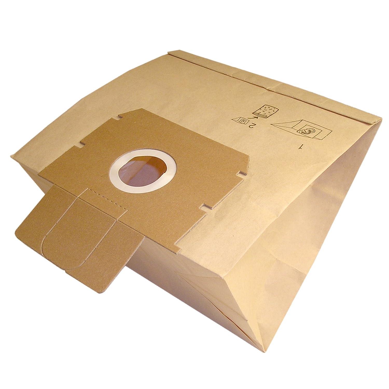 Menalux 1303p 5carta sacchetti per aspirapolvere Progress EC20 1303 P