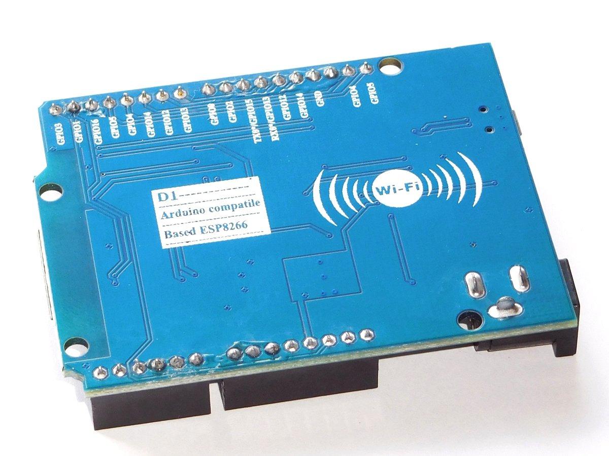 WeMos D1 ESP8266 Compatible WiFi Board 80MHz