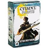 Citadel Paints Astra Militarum Paint Set (6 paints)